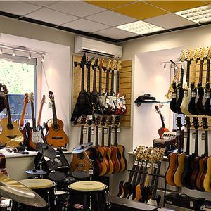 Музыкальные магазины Малоярославца